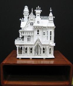 The Victorian Dollhouse Kit Home Page